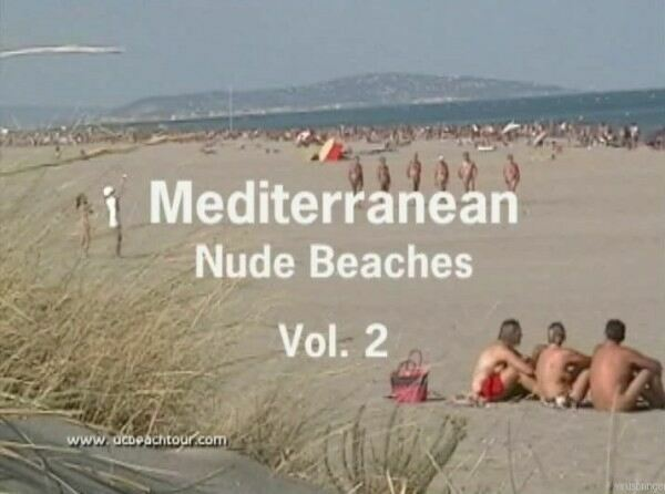 Mediterranean Nude Beaches Vol.2-Nudist Beaches Vids  ヌーディストドキュメンタリービデオ