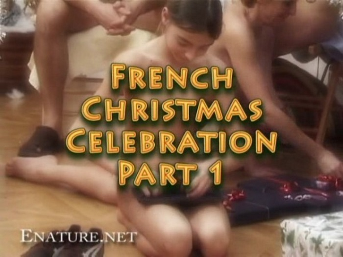 French christmas celebration 1-Family Nudism