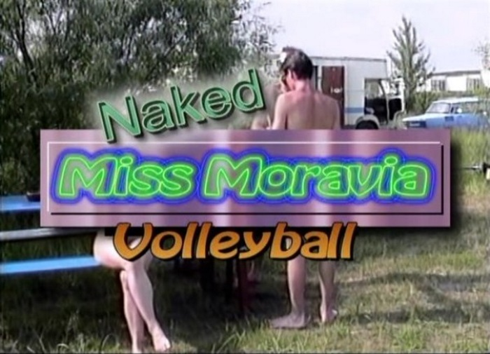 Naked Miss Moravia Volleyball-Family Nudism  ファミリーヌーディズム