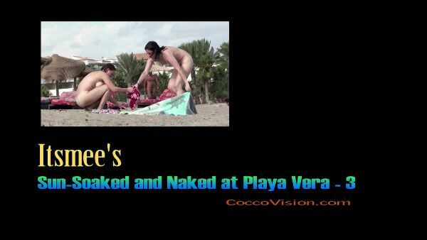 Nudist Beach Video - Itsmee Sunsoaked 03  ヌーディストビーチビデオ