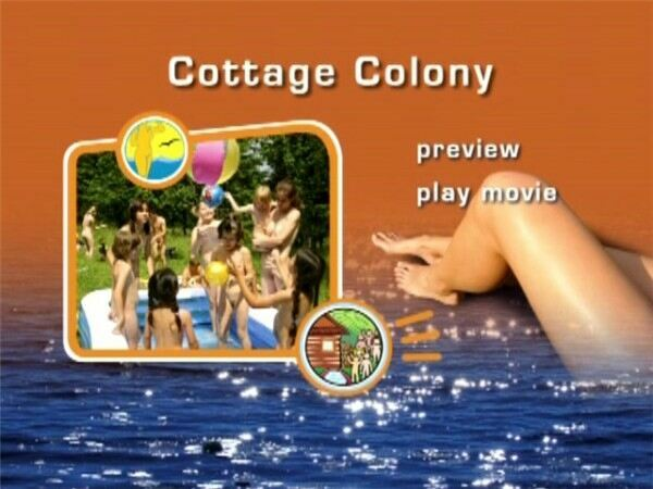 Cottage Colony-Naturist Freedom  裸体主義者の自由