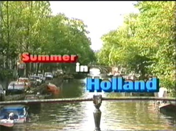 Summer in Holland-Nudist Video