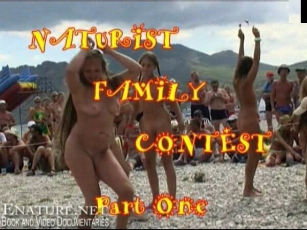 Nudist Family Video - Naturist Family Contest  裸体主義者ファミリーコンテスト