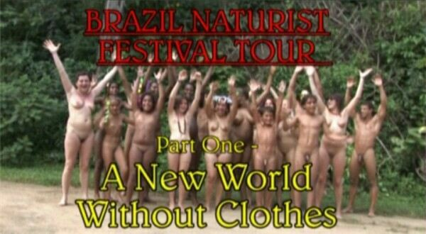 Nudist Family Video - Brasil Naturist Festival Tour  ブラジルヌーディスト祭ツアー