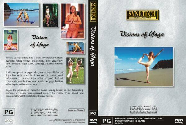 Nudist Documentary Video - Visions of Yoga  ヨガのビジョン