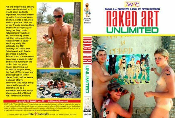 Naked Art Unlimited - Nudist Family