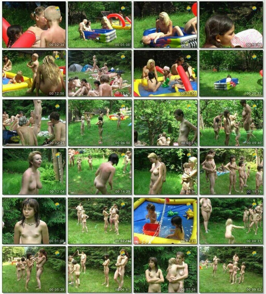 Not only Skipping Ropes-Naturist Freedom
