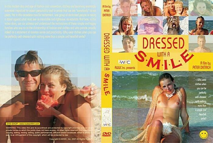 Dressed with a Smil-Family Nudism  ファミリーヌーディズム