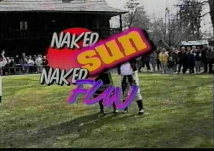 Naked Sun, Naked Fun-Family Nudism  ファミリーヌーディズム