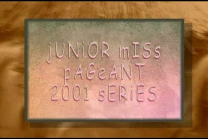 Junior Miss Pageant 2001 Series-Family Nudism  ヌーディストコンテスト