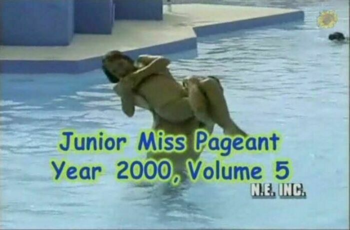 Junior Miss Pageant Year 2000-Nudist Contests  ヌーディストコンテスト