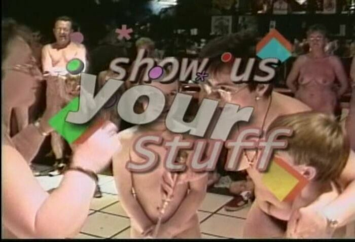 Show Us Your Stuff-Family Nudist Video