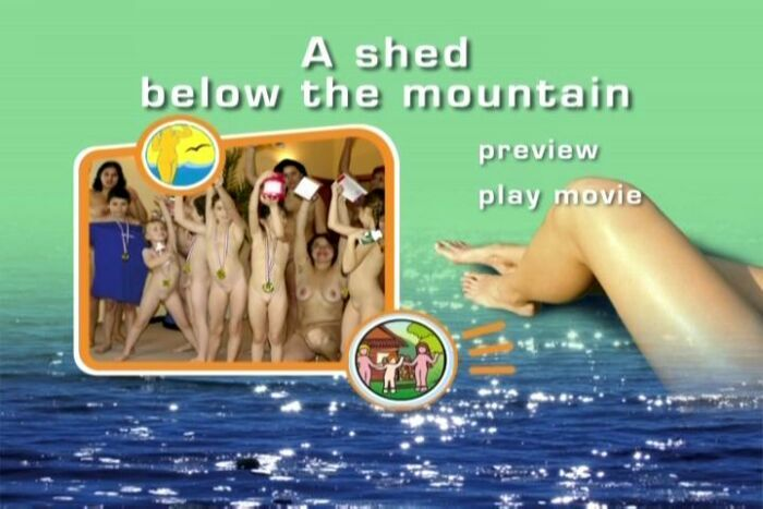 A Shed Below the Mountain-Naturist Freedom