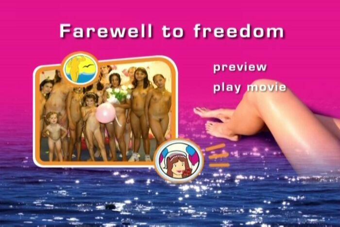 Farewell to freedom-Naturist Freedom