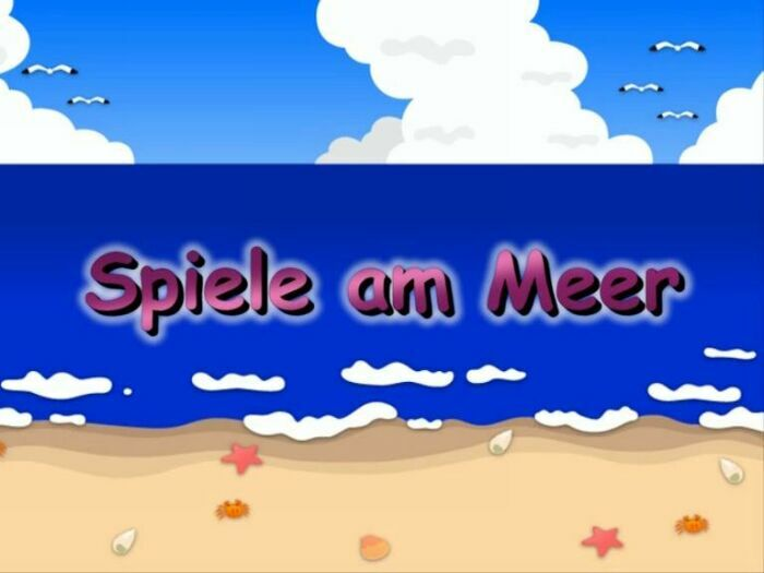 Spiele am Meer-Teens Nudists Videos  ティーンヌーディスト動画