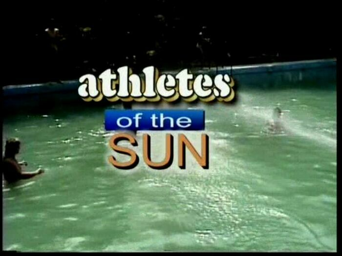 Athletes of the Sun-Nudist Boys Video