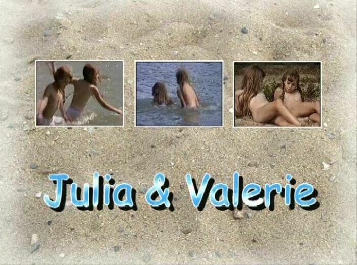 Julia and Valerie-Teens Nudist Video