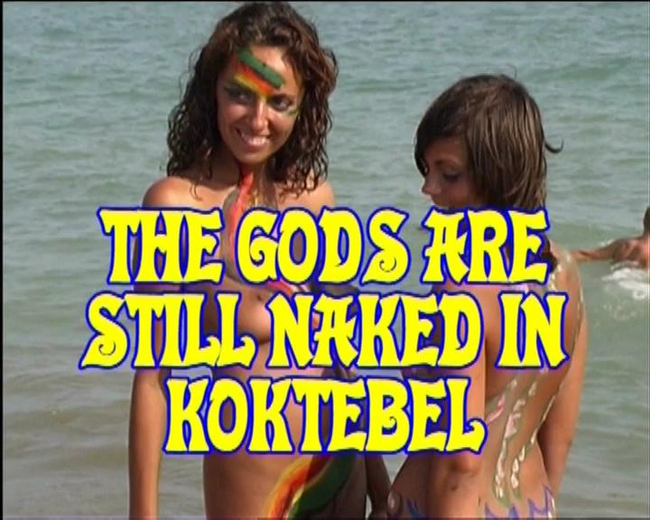 The Gods Are Still Naked In Koktebel-Nudist Family Video