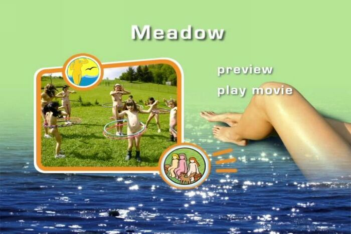 Meadow-Nudist Family Videos [Naturist Freedom]