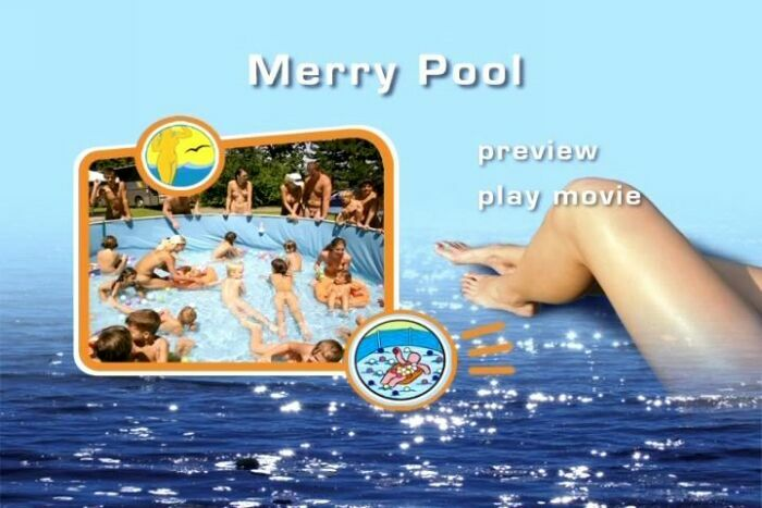 Merry Pool-Family Nudist Videos [Naturist Freedom]  メリープール