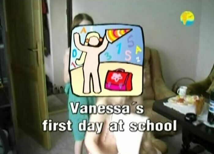 Vanessa First Day At School-Family Nudist Videos [Naturist Freedom]