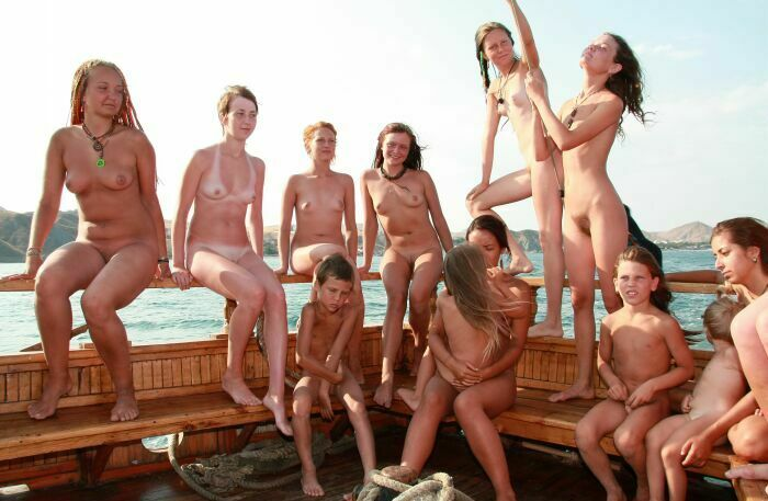 ukrainian family nudism