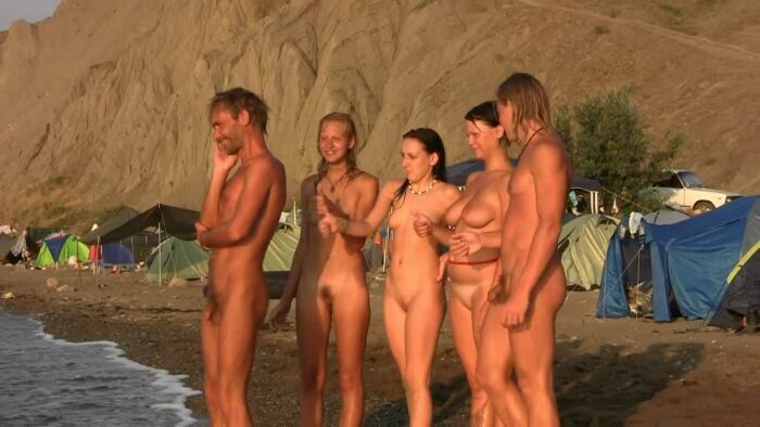 nudist girls and boys