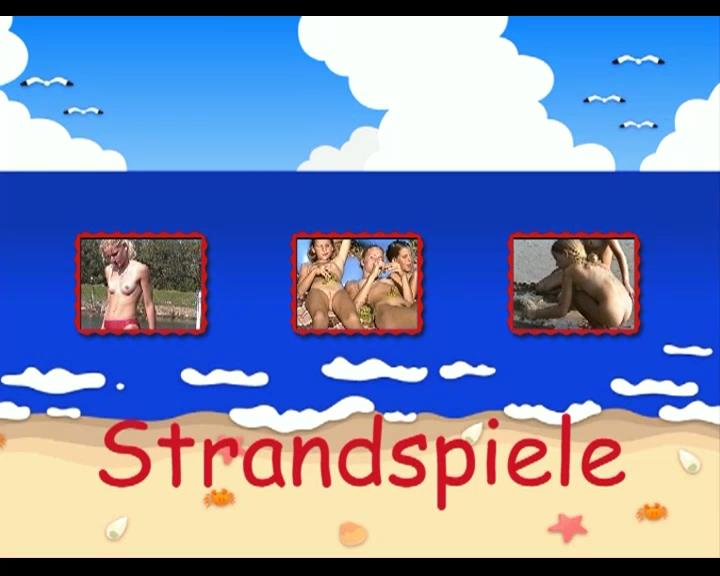Strandspiele-Teens Nudist Family Video [Young Pure Nudism]  ティーンヌーディストの家族