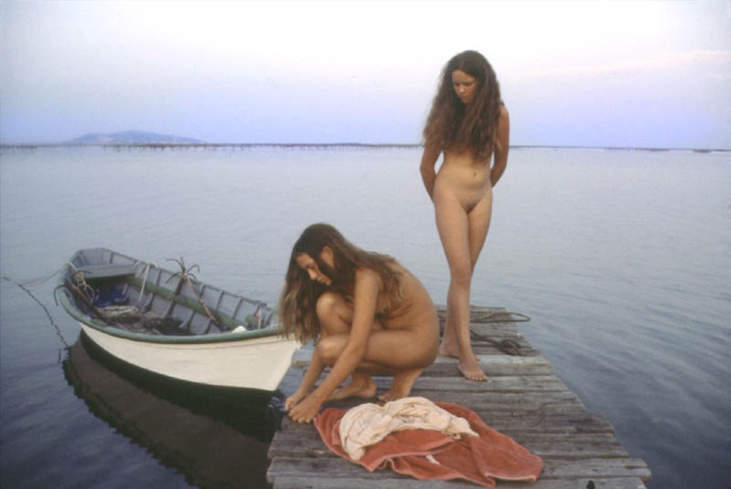 Naturist vintage pictures of young girls