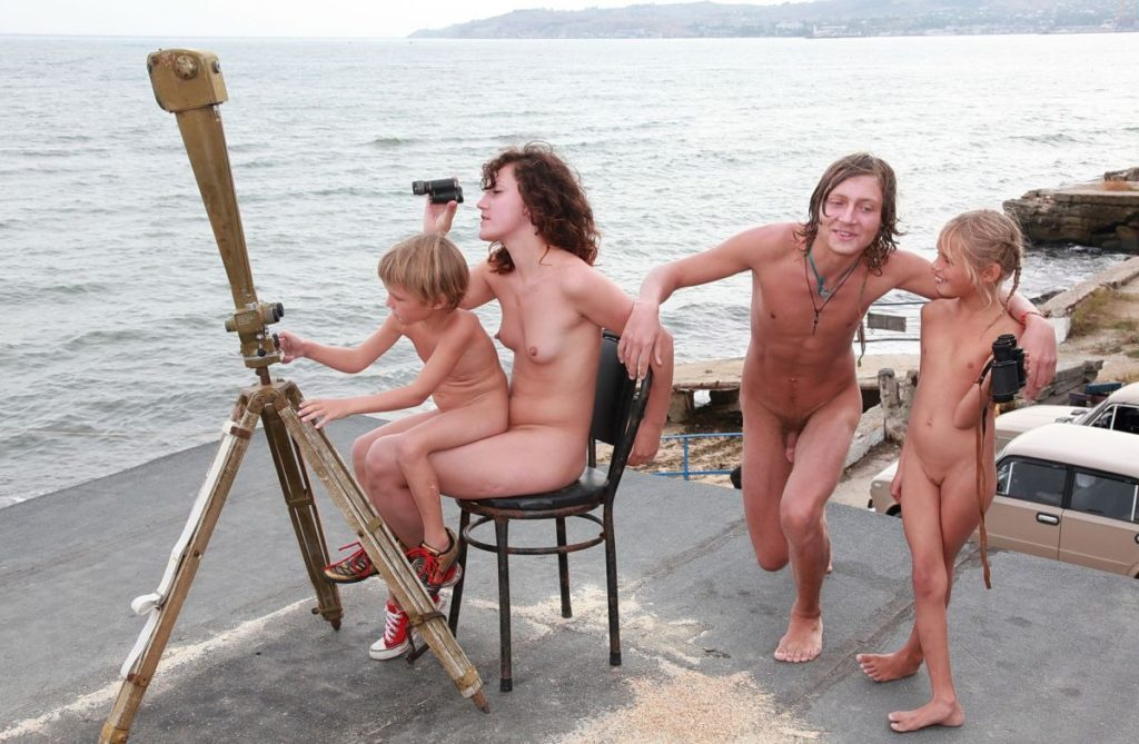Naturist Families Weekend Watch Tower