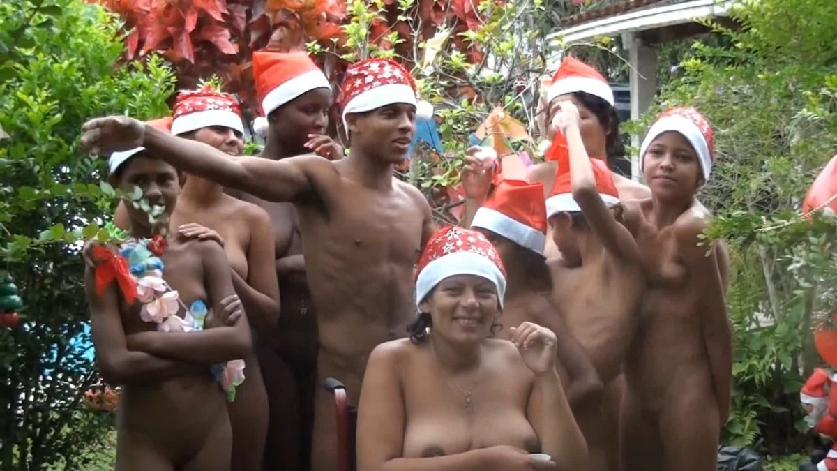 Brazil naturist festival celebrations. Part one