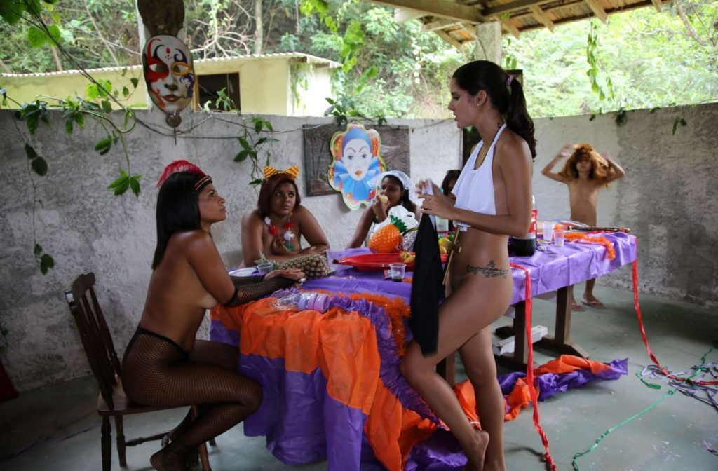 Brazilian Nudist Celebrations - Tropical Carnival part 3